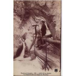 66 - Amélie-les-Bains - La passerelle dans les gorges du Mondony - Non voyagé