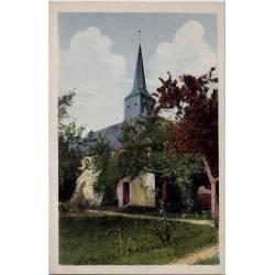 72 - Flée - Eglise Ste-Cécile - Non voyagé - Dos divisé