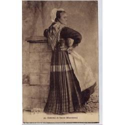 74 - Savoie - Costumes de Savoie - Maurienne - Non voyagé - Dos divisé