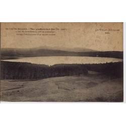 74 - Le Velay - Le lac du Bouchet - Vue générale Sud-Est - Voyagé - Dos divisé