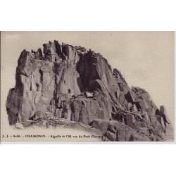 74 - Chamonix - Aiguille de l'M - vue du petit Charmoz - Non voyagé - Dos divi