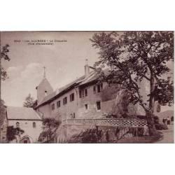 74 - Les Allinges - La chapelle - Vue d'ensemble - Non voyagé - Dos divisé