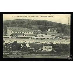 23 - Camp de la Courtine - Artillerie et 2e Brigade