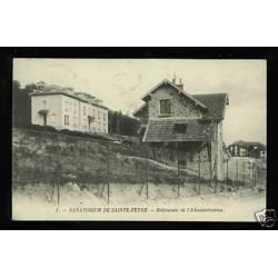23 - Sanatorium de Sainte-Feyre - Batiments de l'admin.