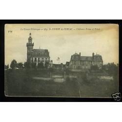 23 - St-Pierre de Fursac - Chateaux Prieur et Priest