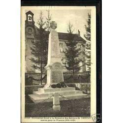 25 - Monument aux soldats de Trepot