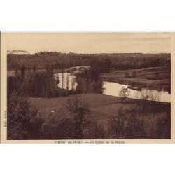 77 - Chessy - La vallée de la Marne - Non voyagé - Dos divisé