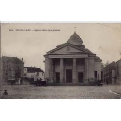78 - Versailles - Eglise Saint-Symphorien - Non voyagé - Dos non divisé