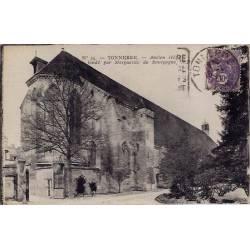79 - Tonnerre - Ancien hôpital fondé par marguerite de Bourgogne - Voyagé - Do