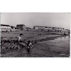 80 - Fort-Mahon - Jeux de plage - Voyagé - Dos divisé