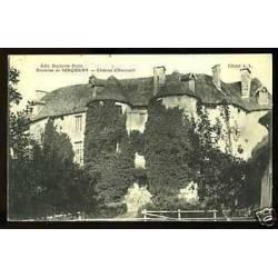27 - Env. de Serquingy - Chateau d'Harcourt