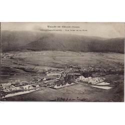88 - Vallée de celles - Celles-sur-plaine - Vue prise de la Soye - Non voyagé