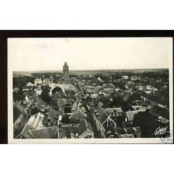 27 - Verneuil sur Avre - Vue generale - CPSM