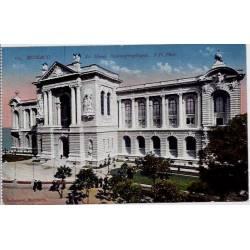 Monaco - Le musée Océanographique - Non voyagé - Dos divisé