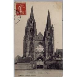 02 - Soissons - Saint-Jean des Vignes - Voyagé - Dos divisé...