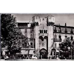 04 - Manosque - Porte Saunerie - Voyagé - Dos divisé...