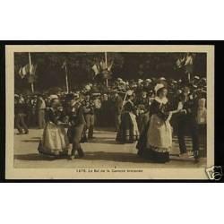 29 - Le bal de la Gavotte bretonne
