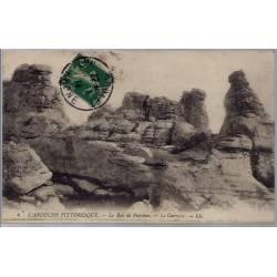 07 - Le bois de Païolive - Le cuirassé-  L'Ardèche pittoresque - Voyagé - Do...
