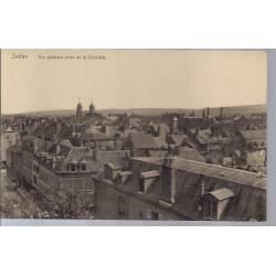 08 - Sedan - Vue générale prise de la Citadelle - Non voyagé - Dos divisé...