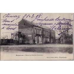 08 - Bazeilles - Maison des dernières cartouches- Voyagé - Dos divisé...