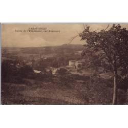 08 - Haraucourt - Vallée de l' Ennemane, sur Raucourt - Non voyagé - Dos div...