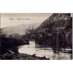 09 - Foix - Vallée de l' Ariège - Non voyagé - Dos divisé...