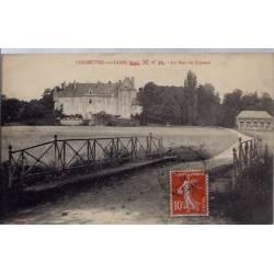 10 - Vendeuvre-sur-barse - Le parc du château - Voyagé - Dos divisé...