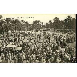 Algerie - Un marche dans le sud