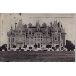 10 - La cordelière, Façade principale - Les châteaux de l'Aube - Voyagé - Do...