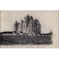 10 - La cordelière, Cour d'honneur - Les châteaux de l'Aube - Voyagé - Dos d...