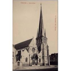 10 - Troyes - Saint-Rémi - Non voyagé - Dos divisé...