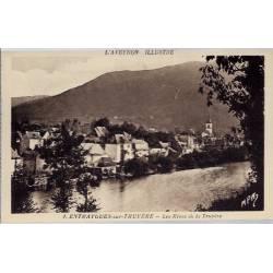 12- Entraygues-sur-Truyère - Les Rives de la Truyère - Non voyagé - Dos divi...