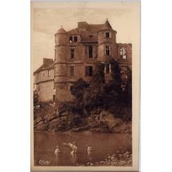 12- Espalion - Ancien Palais de Justice  VIIIeme siècle- Non voyagé - Dos di...