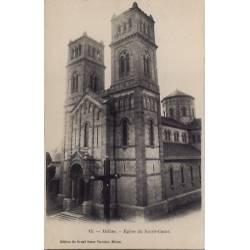 12 - Millau - Eglise du Sacré-Coeur - Non voyagé - Dos non divisé...