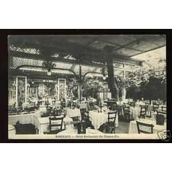 33 - Bordeaux - Hotel-Restaurant du Chapon-Fin