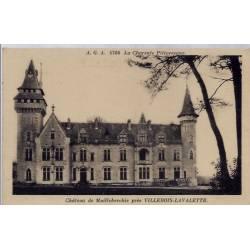 16 - Près de Villebois-Lavalette - château de Mailleberchie - Non voyagé - D...