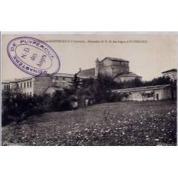16 - Environs de Montmoreau - Monastère de  N-D des Anges à Puypéroux- Non v...