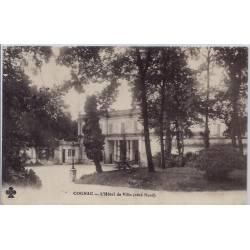 16 - Cognac - Hôtel de ville - Voyagé - Dos divisé...