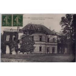 16 - Environs de Roullet - Château des Bergerons- Voyagé - Dos divisé...