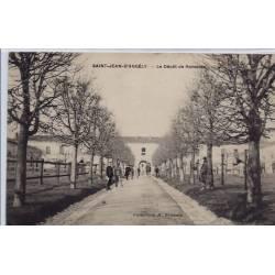 17 - Saint-Jean-d' Angély - Le dépôt de Remonte - Non voyagé - Dos divisé...