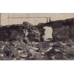 17 - Environs de royan - Saint Palais - Le pont du Diable - Voyagé - Dos div...