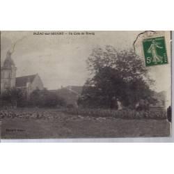 17 - Fléac-sur-Seugne - Un coin du bourg - Voyagé - Dos divisé...