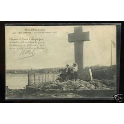 35 - St-Lunaire - La Croix du Decolle - Botrel