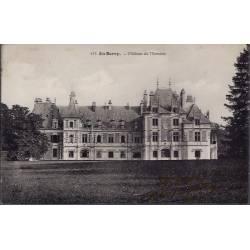 18 - En Berry - Château de Menetou - Voyagé - Dos divisé...