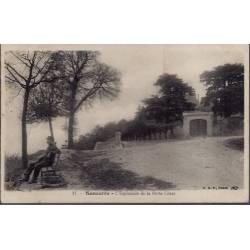 18 - Sancerre - L' esplanade de la Porte César - Non voyagé - Dos divisé...