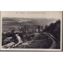 18 - Sancerre - Panorama de la vallée de la Loire - Non voyagé - Dos divisé...