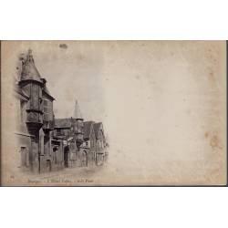 18 - Bourges - L' Hôtel Cujas - Non voyagé - Dos non divisé...