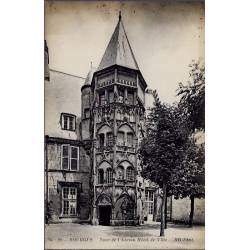 18 - Bourges - Tour de l'ancien Hôtel de Ville - Non voyagé - Dos divisé...