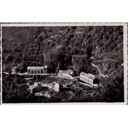 19 - Environs d' Allassac - usine du barrage du Saillant - Non voyagé - Dos ...