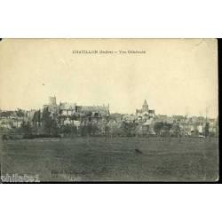 36 - Chatillon - Vue generale